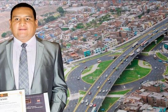 Destacado 2015 | Andretty Lazo Gonzáles: Certificado contra accidentes de tránsito para todo tipo de vehículos