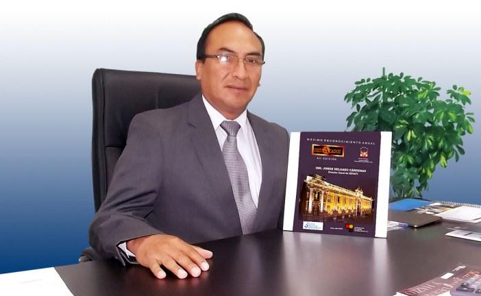 Destacado 2015 | Jorge Luis Delgado Cárdenas: Innovación y talento al servicio de la industria