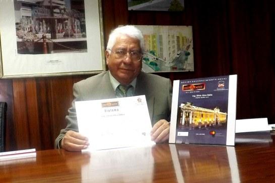 Destacado 2015 | Silvio Alva Odría: Tocando los cielos del mundo