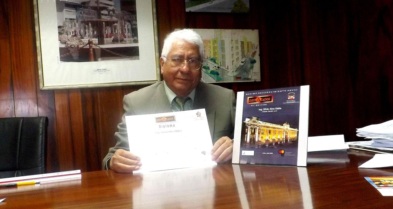 Silvio Alva - Destacado 2015