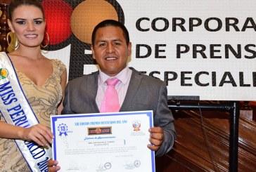 Destacado 2016 | Amilcar Pacheco Torre, excelente preparación académica y exigente preparación física