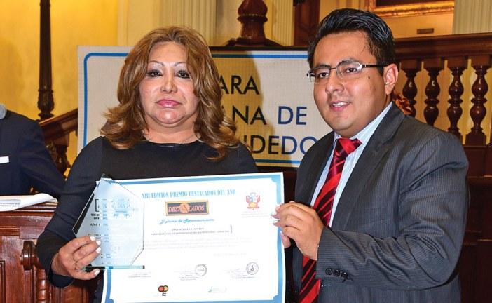 Destacado 2016 | Ana Gonzáles Céspedes, asociación autónoma de  personas unidas voluntarias