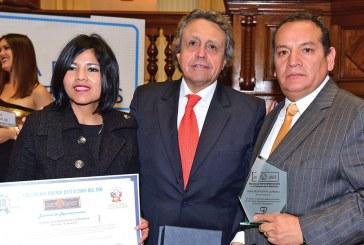 Destacado 2016 | Carito Villavicencio Lizárraga, al filo de la noticia