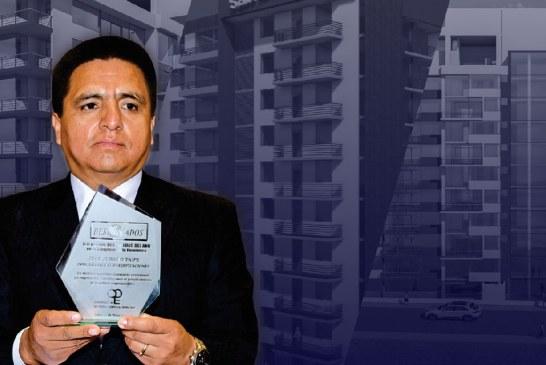 Destacado 2016 | Ing. Carlos Cotera Avellaneda, estrenar un hogar, lo mejor que puede pasar