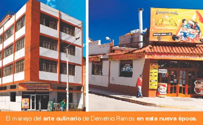 Destacado 2016 | Demetrio Ramos, alta cocina en un solo lugar