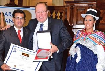 Destacado 2016 | Juan Boria Guerrero, líder en el vestir masculino peruano