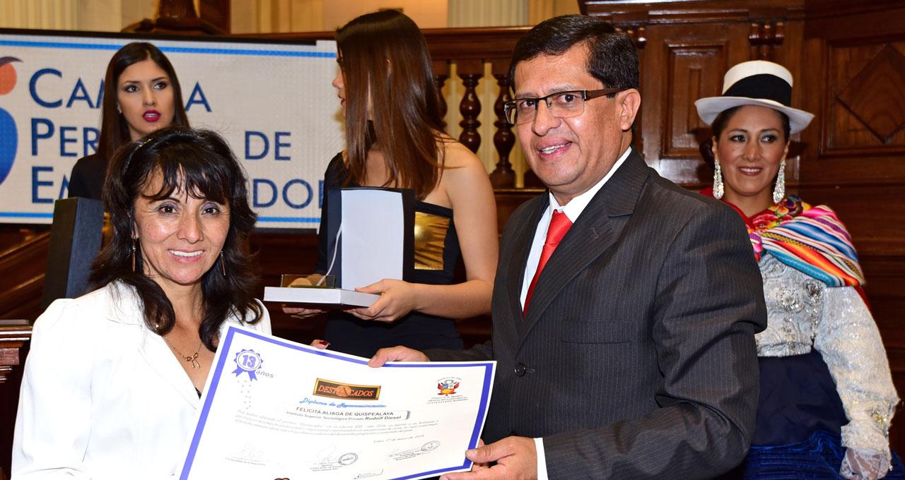 Madeleine Quispealaya