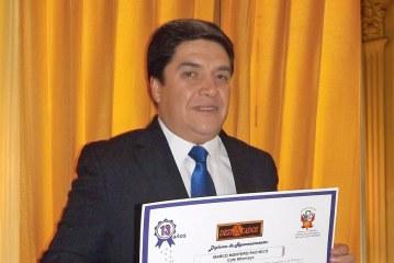 Destacado 2016 | Marco Montero Pacheco, heterogeneo y eficaz