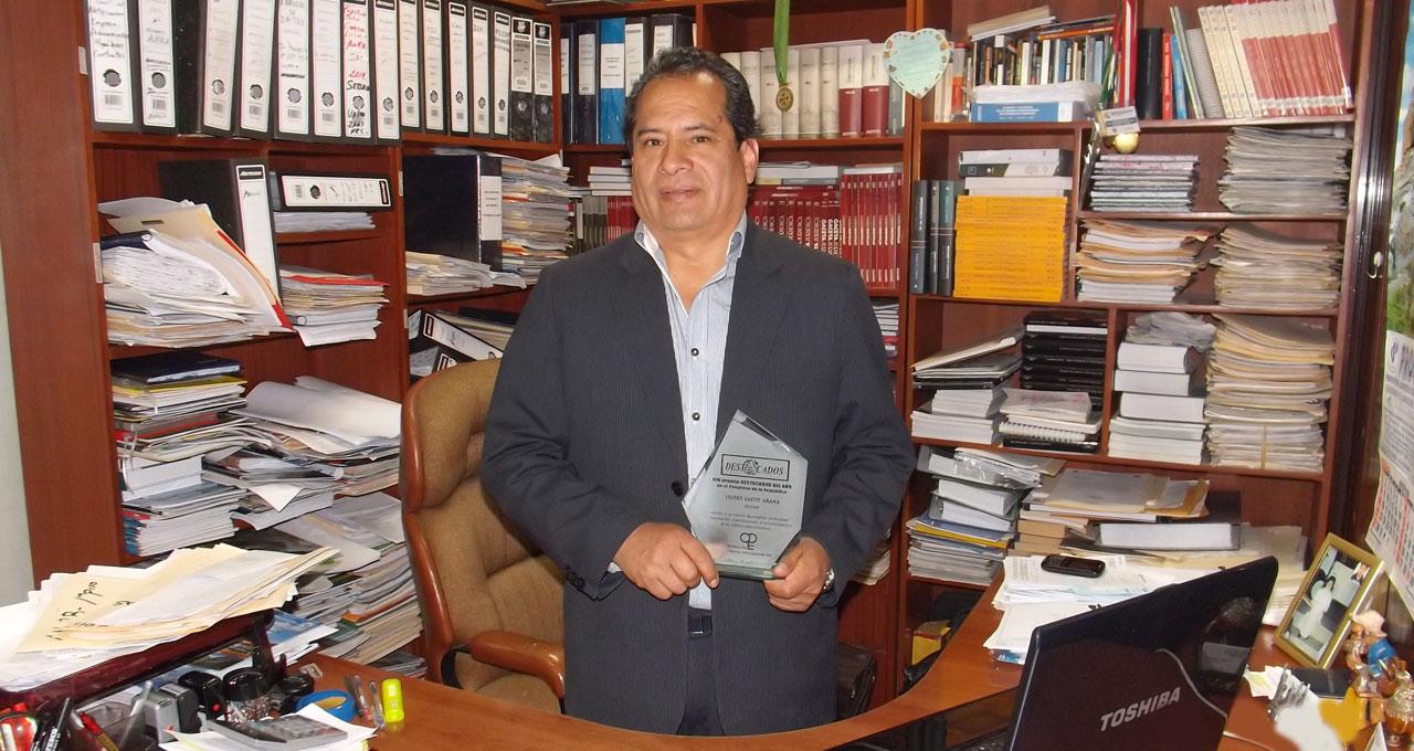 Destacado 2016 | Ulises Saenz Arana, centros comerciales más cerca de sus clientes