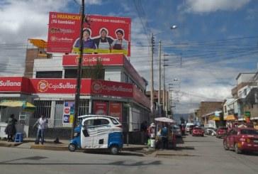 Caja Sullana en la ciudad de Huancayo