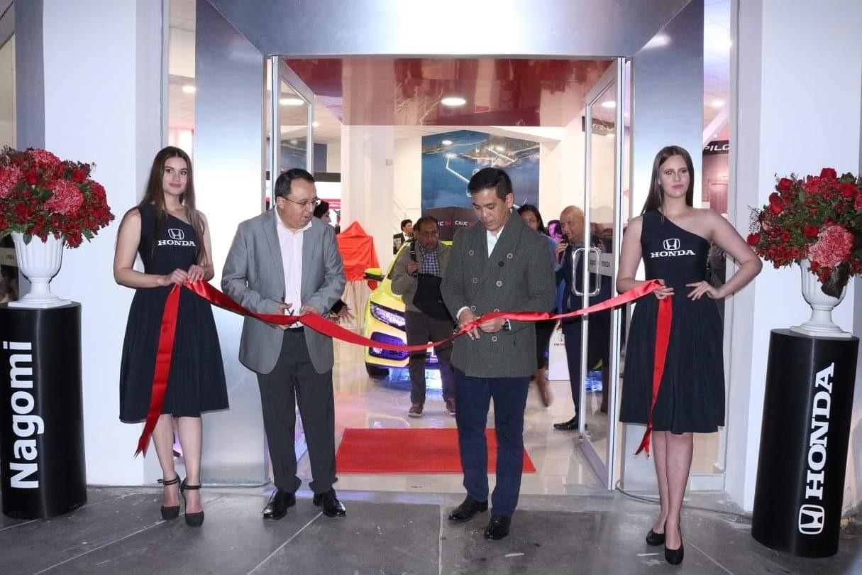 Concesionario de Honda del Perú en Huancayo