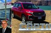 Chevrolet All New Captiva 2019 llegó a Huancayo