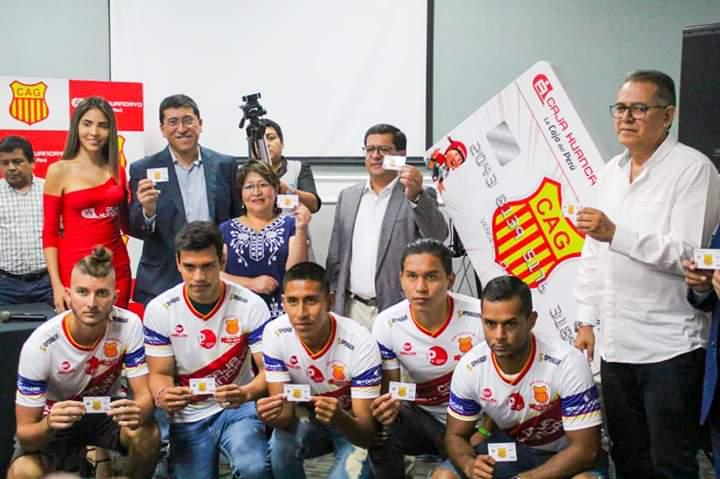Nueva tarjeta con diseño exclusivo de Atlético Grau de Piura