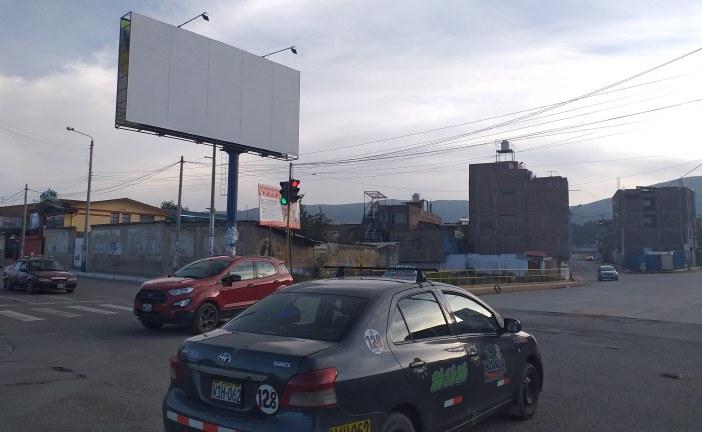 Paneles publicitarios en Huancayo, Yauli – La Oroya, Tarma Pichanaqui, Satipo