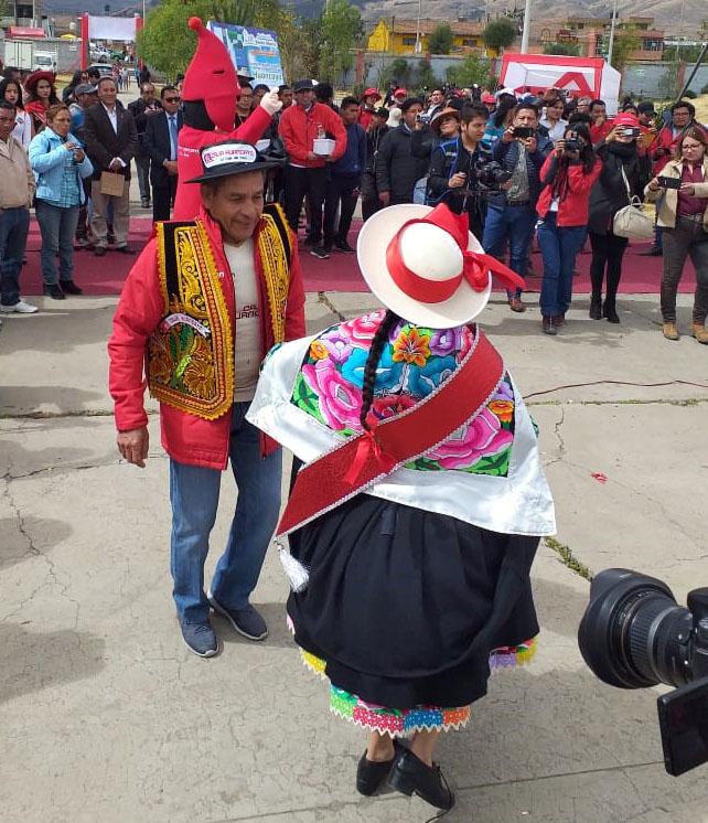 X EXPO FERIA DE CAJA HUANCAYO