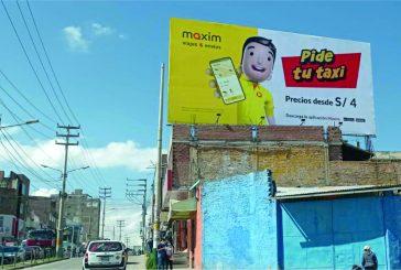 APLICATIVO MAXIM en Huancayo